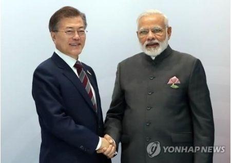 【インドに失礼だぞ韓国】文大統領がインド紙に寄稿 「両国(韓国とインド)は植民地支配を克服して成長」