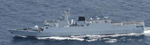 ジャンダオ級小型フリゲート