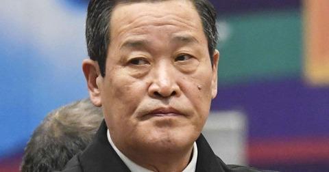 金星北朝鮮国連大使