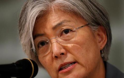 【聯合ニュース】韓日関係の発展 政府だけでは難しく民間交流を=韓国外相