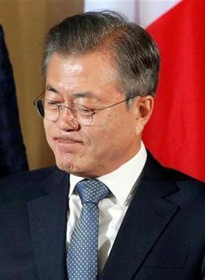 【外交の文】タイムス誌「今年の人物」最終候補10人に韓国の文大統領