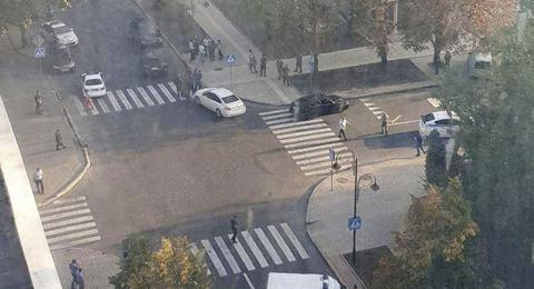【ウクライナ】ドネツク人民共和国の指導者、死亡 ドネツク中心のカフェの爆発で