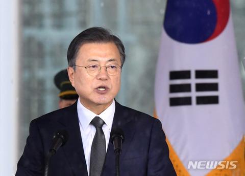 【散々妨害した癖にどの口が】韓国・文大統領「東京五輪は韓日・南北・日朝・朝米の対話の機会」「韓国、東京五輪の成功に向けて協力」