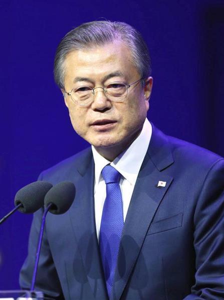【韓国】都合良く日本に協議呼び掛ける文大統領…韓国企業集めるもロッテ会長らの姿なく 政治的パフォーマンスにすぎないとの批判
