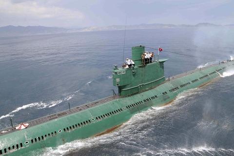 ロメオ級潜水艦