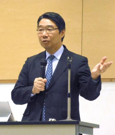 【前川喜平氏】朝鮮学校で講演 高校無償化排除や補助金廃止「国が率先して行っている官製ヘイトだ」