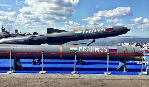 ブラモスミサイル