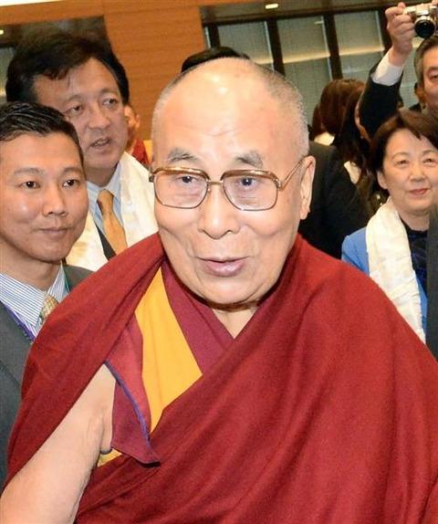 チベット仏教最高指導者、ダライ・ラマ14世が11月20日に来日 ネット「日本共産党が欠席するかどうか見もの」「中国の横暴を…」