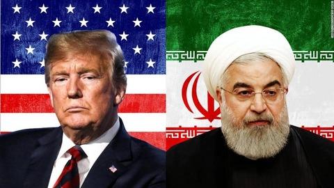 【イラン】イラン大統領、「今すぐ」対米交渉の用意あると表明 制裁再開控え