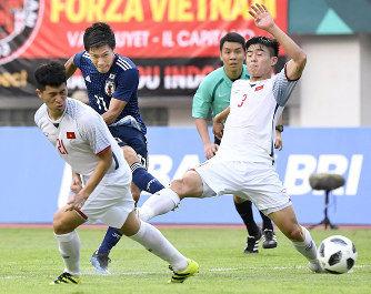 【アジア大会】 サッカー男子:韓国人監督率いるベトナム、日本を破る~「朴恒緖マジック」がアジア大会でも猛威