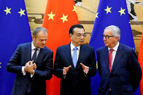 【中国とEUがタッグ】保護主義反対を確認 対米結束演出