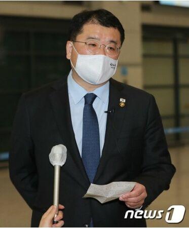 崔鍾建外交部第1次官