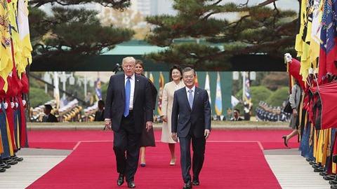 【米韓】 韓国とアメリカが「衝突」する日が迫っている~トランプ大統領の突飛な行動がリスク要因に
