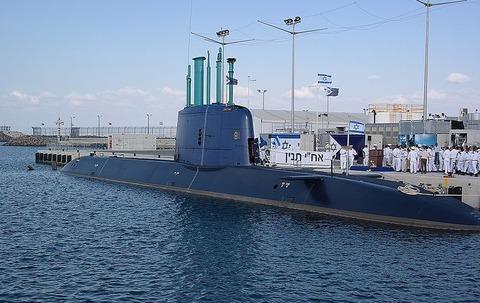 ドルフィン級潜水艦
