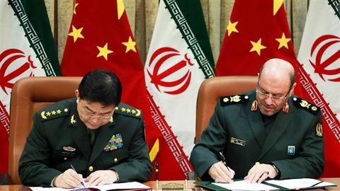 【中国・イラン】両国防相 軍事協力深化へ「中国とイラン両軍間の協力は進展している」
