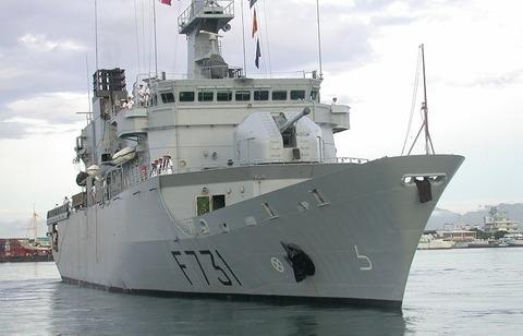 フリゲート艦「プレリアル」