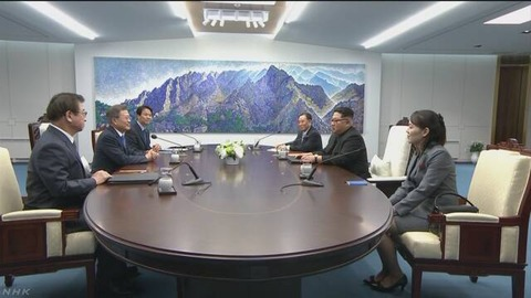南北首脳会談