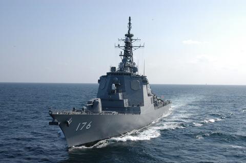 【韓国懸念】日米、米イージス艦搭載の新型レーダー共同開発へ