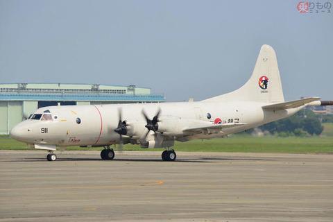 【ブーメラン芸】韓国軍のP-3哨戒機は「外国の艦艇監視のため高度60mで接近飛行」している