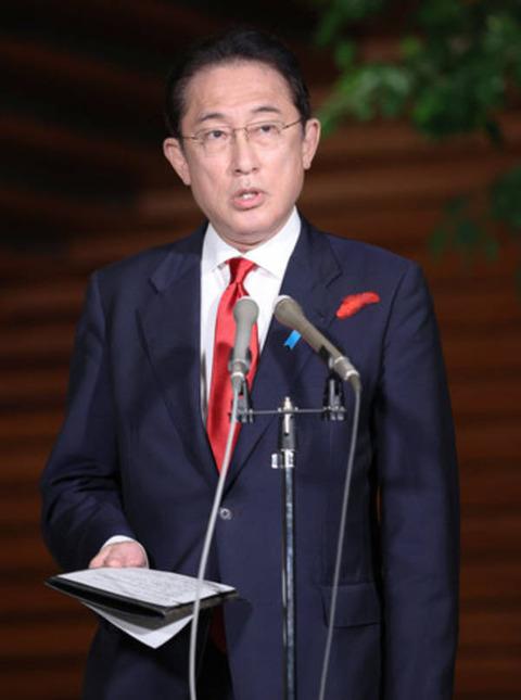 【日韓】「健全な日韓関係」へ対応迫る 岸田首相、文大統領に 電話首脳会談