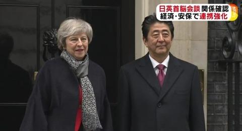 2019日英首脳会談