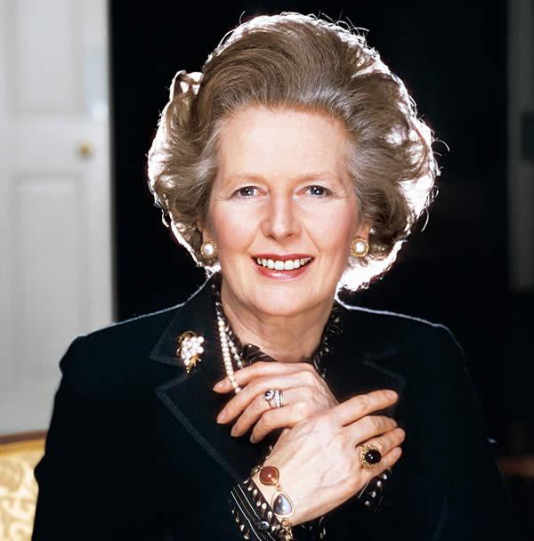 Margaret Thatcher Ring