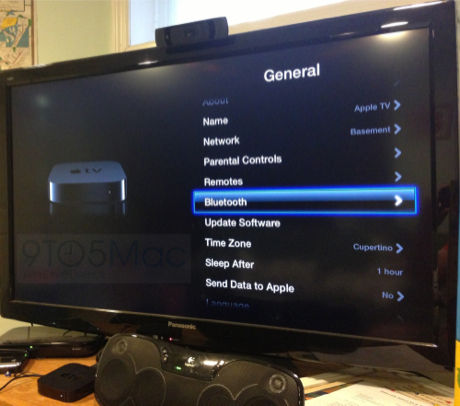 Apple tv bluetooth generalre