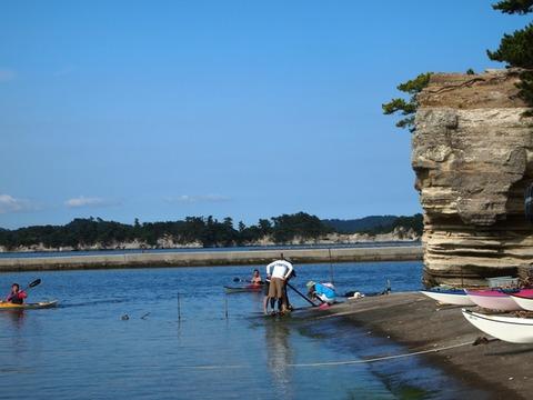 カヤック海苔フェス