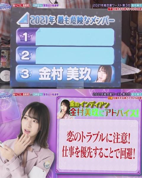 【画像】金村美玖ちゃん恋愛スキャンダル発覚か・・・
