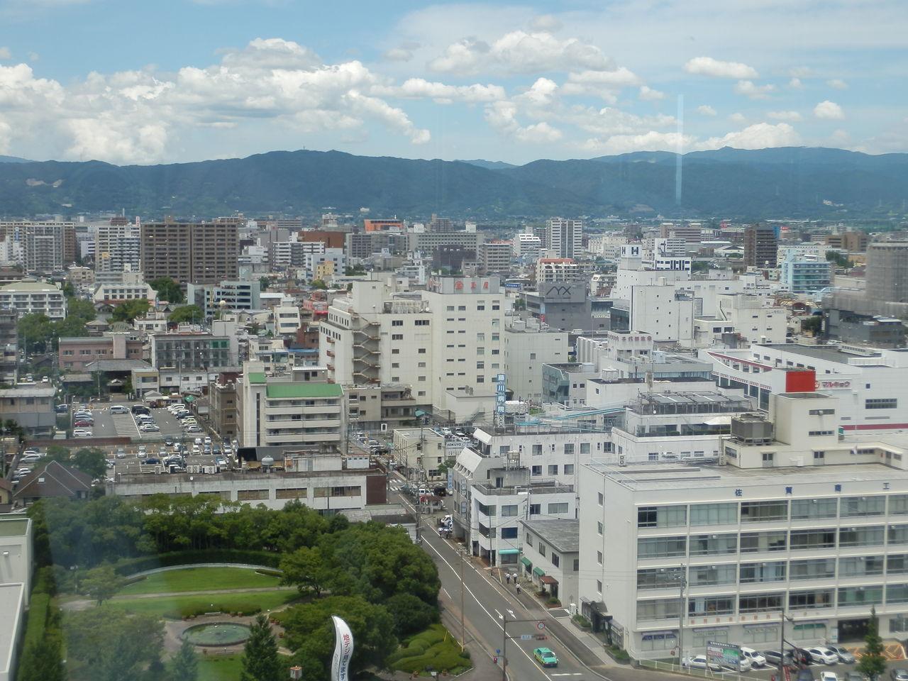 福井駅前通信 : 佐賀市の中心市街地活性化基本計画