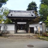 海前寺 入り口門