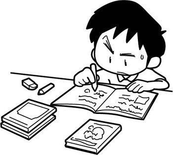 自主学習という宿題 : べんせい...