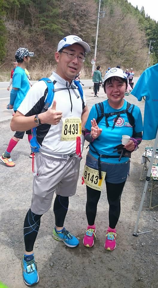 富士五湖TBRCエイド-3