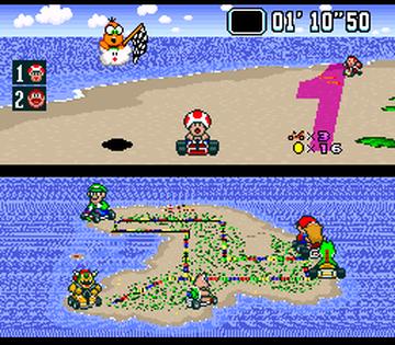 Super Mario Kart (Japan)-64