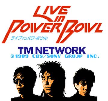 TM Network - Live in Power Bowl (Japan)-17