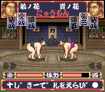Wakataka Oozumou - Yume no Kyoudai Taiketsu (Japan)-6