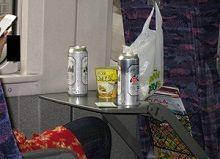 新幹線新潟へロング缶