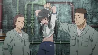 とある科学の超電磁砲T 第9話『警策看取(こうざくみとり)』