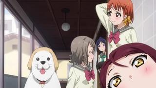 ラブライブ!サンシャイン!! 第2期 第5話『犬を拾う。』