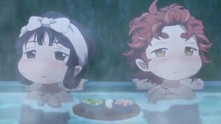 ハクメイとミコチ 第10話『竹の湯 と 大根とパイプ』