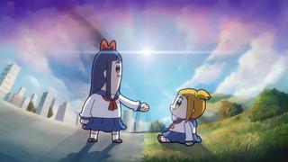 ポプテピピック 第1話『出会い』(新)