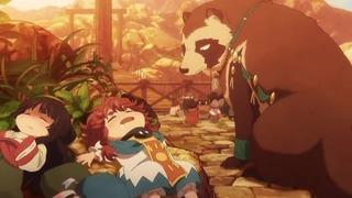 ハクメイとミコチ 第12話『紅髪の記憶』(終)