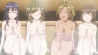 神田川JET GIRLS 第8話『にゅうにゅうさま』
