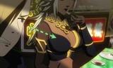 ブブキ・ブランキ 星の巨人 第13話『黒い王舞』