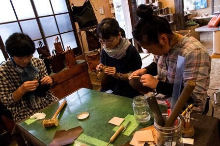 『 勝山町並み・体験クラフト市2015 』参加者募集のお知らせ。