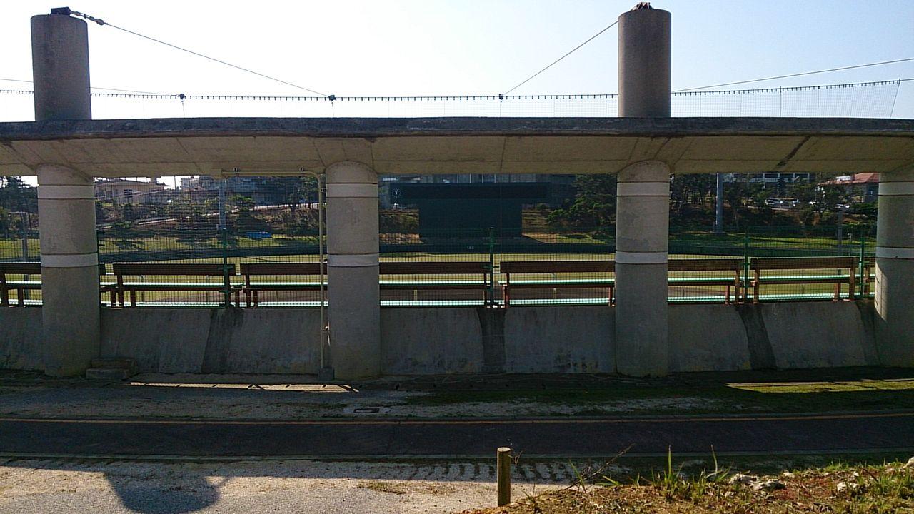 宜野座村営球場