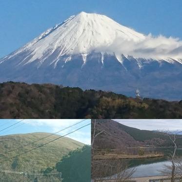 富士山・大室山・田貫湖