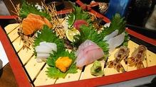 沖縄産魚のお刺身