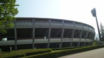 県営あづま球場