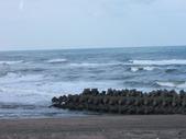 波が激しい日本海